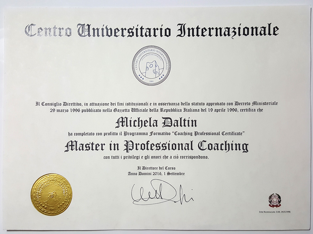 master professionale coaching 1092016